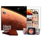 "DA CHOCOLATE キャンディ スーベニア ""火星"" チョコレートセット 5×5一箱 (Mars Satellite)"