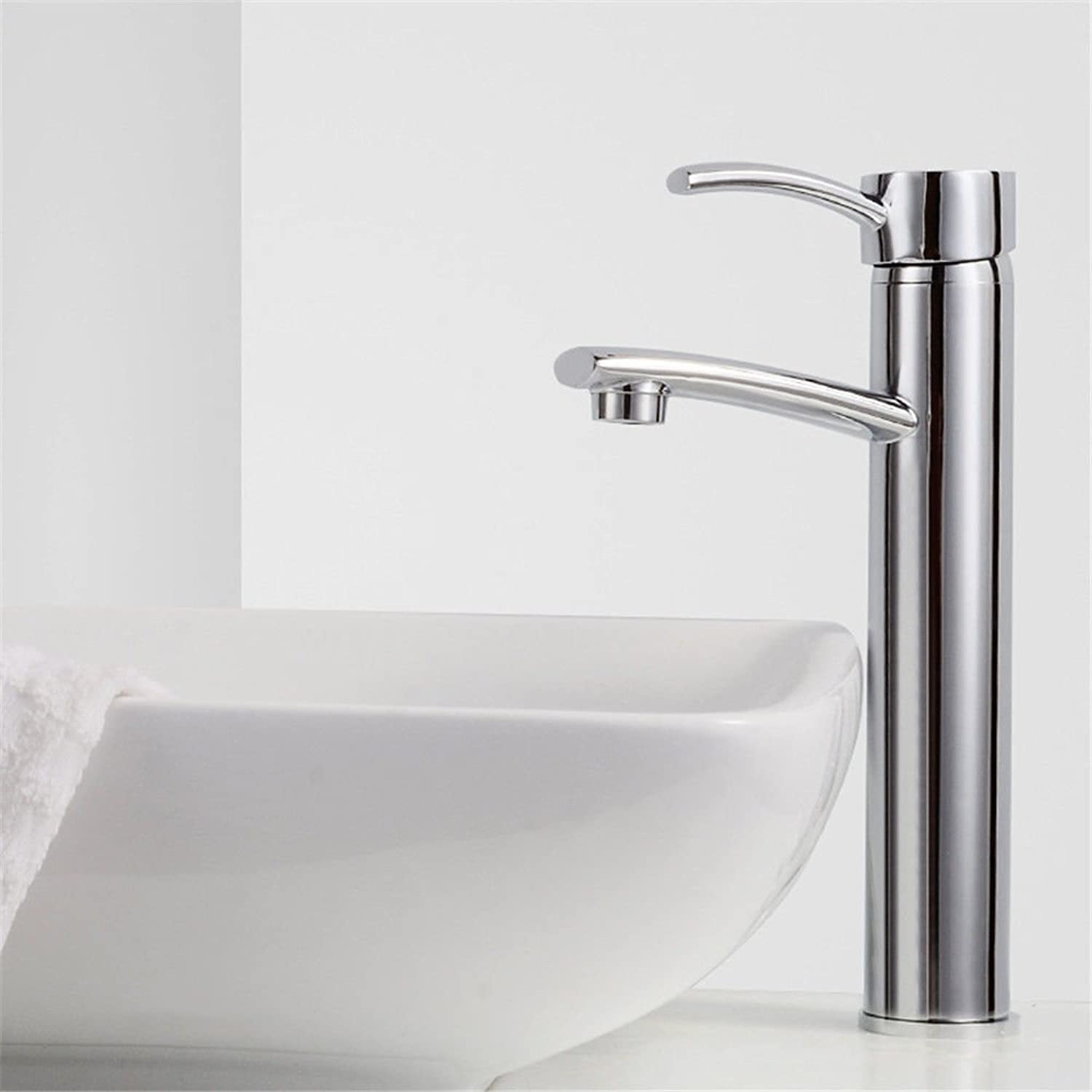 Good quality Antique Basin Sink Mixer Tap Hot and cold single hole basin faucet above counter basin faucet washbasin faucet single-connected quick-opening faucet