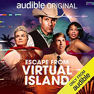 Escape from Virtual Island cover art