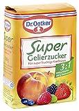 Dr. Oetker Gelierzucker Super 3:1, 500 g -