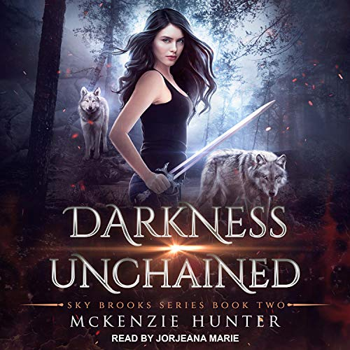 Darkness Unchained  By  cover art