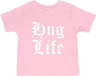 Cupid's Hug Life: Jersey Toddler T-Shirt