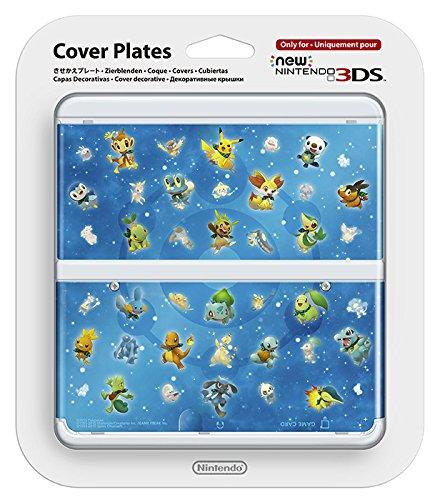 Nintendo Coque pour Console New 3Ds n°30 - Pokémon : Méga Donjon Mystères