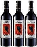 Juvé & Camps | Vino Reserva Tinto Viña Escarlata | Pack de 3 botellas de 75 cl | D.O Penedes | Merlot