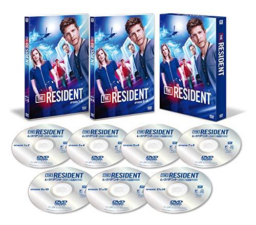 レジデント 型破りな天才研修医 DVDコレクターズBOX