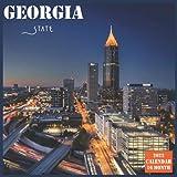 Georgia State Calendar 2022: Official US State Georgia Calendar 2022, 16 Month Calendar 2022