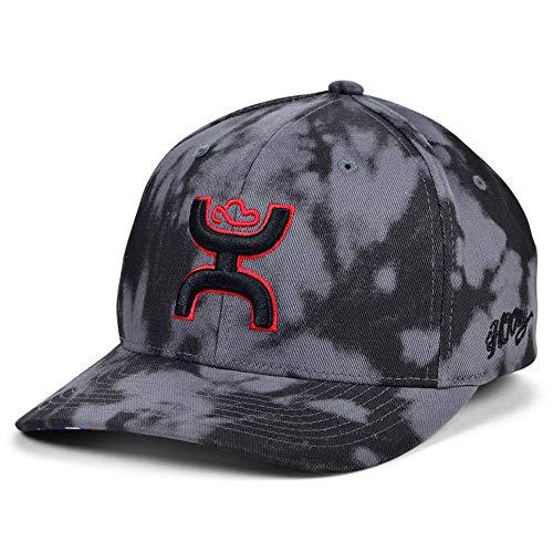 HOOEY Chris Kyle Black Camo Flexfit Hat L/XL