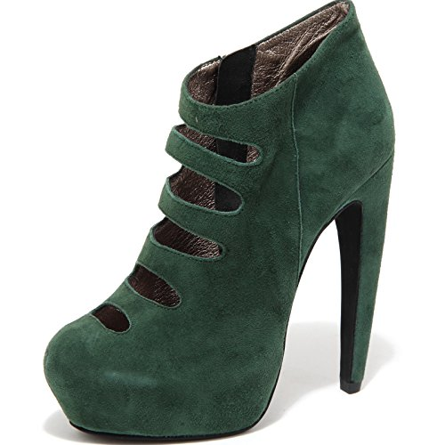 Jeffrey Campbell 6091H tronchetti Donna Le Chic Ankle Boots Women [39]