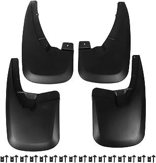 KIMISS Mud Flap,Car Fender Mudguard Flap Splash Guard Fit for CB600 CB600F 98-06