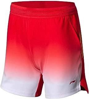 LI-NING Women Badminton Shorts Lining Competition Sports Shorts AAPN012 AAPN006 AAPN014 ASKN018