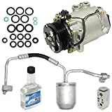 Saturn Vue A/C Condensers & Components - UAC KT 2186 A/C Compressor and Component Kit, 1 Pack