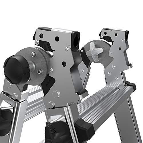 Little Giant Ladder Systems 16826-818 M26 Epic Ladder, 26 Ft, Aluminum