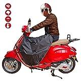Cubierta de la pierna de las scootes de la motocicleta universal for los scooters de lluvia de lluvia protector frío de la rodilla de la rodilla del calentador de la manta for los coches eléctricos de