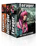 Bargain eBook - Forager   the Complete Trilogy