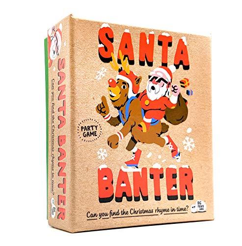 Big Potato Santa Banter: Hilarious Christmas Game | Los mejores juegos de mesa de Navidad para familias