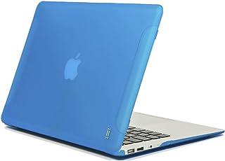Aiino Custodia Rigida Hard Shell Cover Case Accessorio per MacBook Air 11 Pc Portatili Matte, Blu