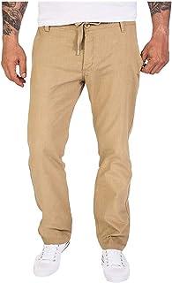 Gris Buzz 1x Pantalon de Travail avec Bretelles Salopettes de Travail pour Homme Poches pour genouill/ères S-4XL