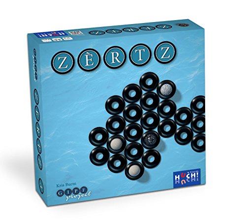 Huch & Friends 879547 - Zertz, Familien Strategiespiele