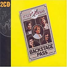 Backstage Pass by Little River Band