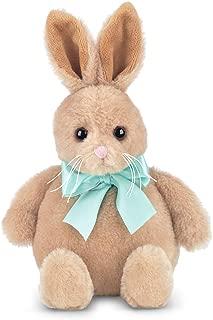 Bearington Hunny Brown Stuffed Animal Easter Bunny Rabbit , 6