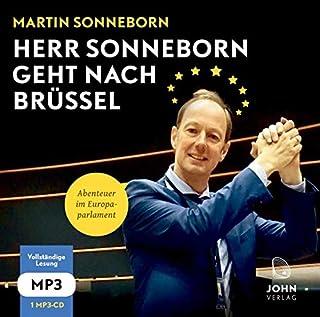 Herr Sonneborn geht nach Brüssel Titelbild