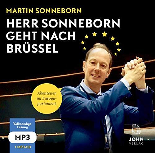Herr Sonneborn geht nach Brüssel Audiobook By Martin Sonneborn cover art