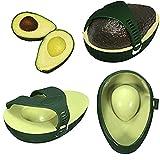 Agger 1PC Pratico Holder Avocado Avocado Creativo Saver Container Avocado Bagagli Keeper...