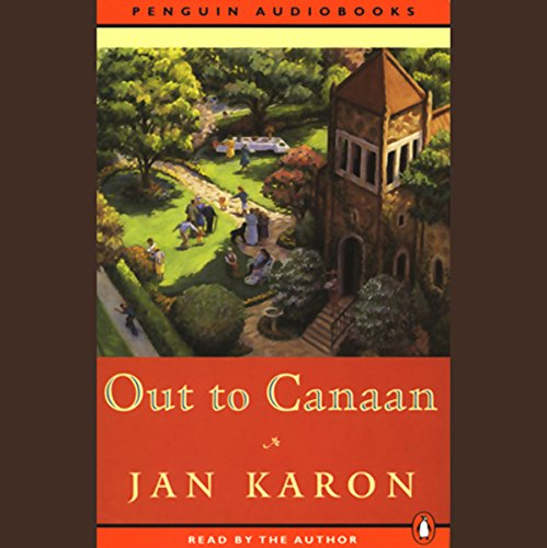 Out to Canaan audiobook cover art