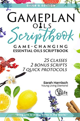 Gameplan Oils Scriptbook: Oiler#039s Edition