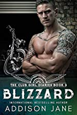 Blizzard (The Club Girl Diaries Book 3)