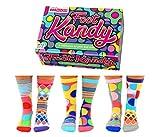 Foot Kandy Oddsocks Socken in 37-42 im 6er Set - Strumpf