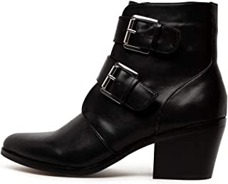 THERAPY Parker-TH Womens Shoes Block Heel Boots Ankle Boots