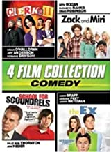 Comedy Quad: (Clerks II / Zack & Miri / School for Scoundrels / The Ex)