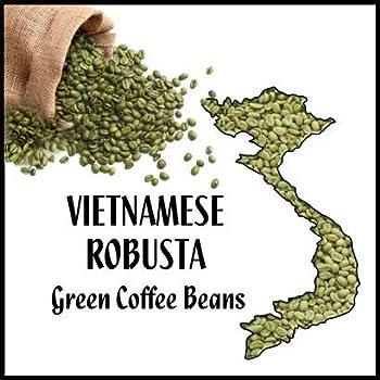 Vietnamese Robusta Green Beans 1lb