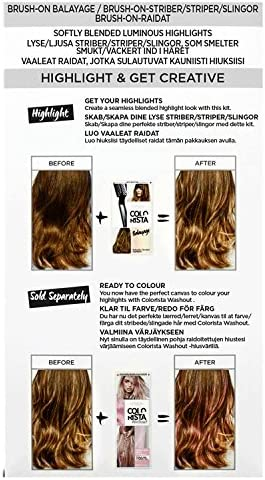Efectos LOreal Paris Colorista: Amazon.es: Belleza