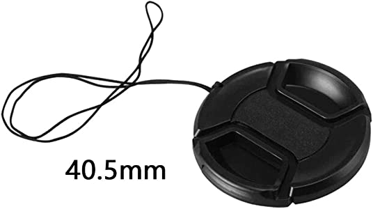 Professional Lens Cap For Canon Nikon Pentax Sony ABS Dust-proof Camer...