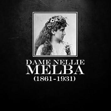 Dame Nellie Melba (1861-1931)