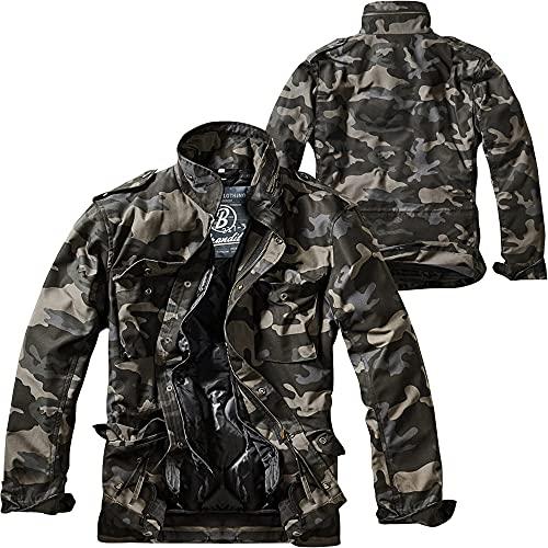 Brandit M65 Standard Jacke Darkcamo XL