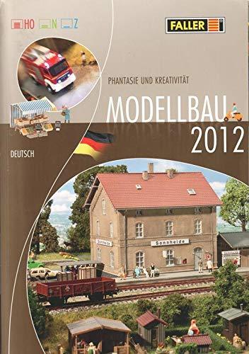 Faller Modellbau 2012 Katalog