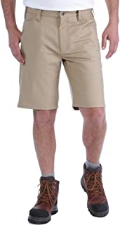 Carhartt Men's Rugged Professional Stretch Canvas Short