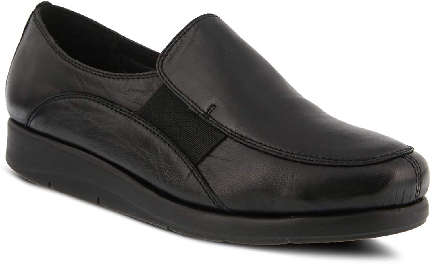 Spring Step Women's Zipora shoes   color Black   Leather shoes