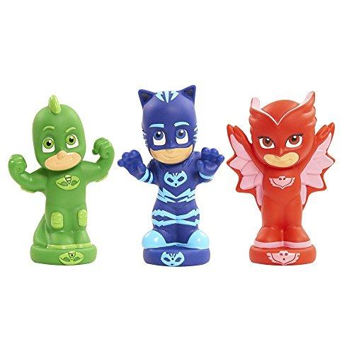 しゅつどう パジャマスク お風呂 おもちゃ 玩具  Masks Bath Toy 3個パック 並行輸入品 [並行輸入品]