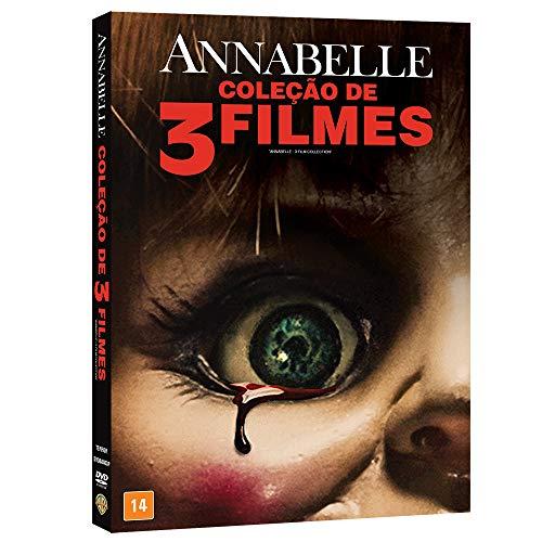 COLEÇÃO ANNABELLE 3 FILMES