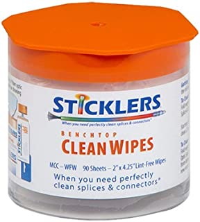 Sticklers Benchtop CleanWipes, 4