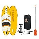 z-Ray 8'La Juventud K8Sup Stand Up Paddle Board Paquete con Bomba/Remo/Correa y...