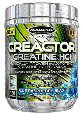 Creatine Powder | MuscleTech Cell-Tech Creactor | Creatine HCl Formula |...