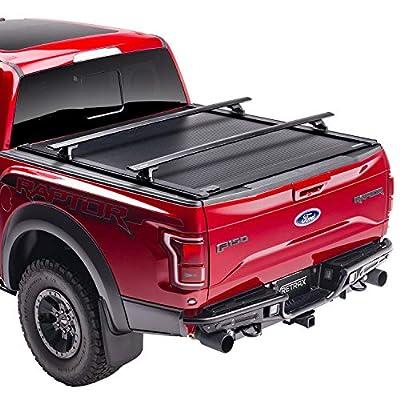 "RetraxONE XR Retractable Truck Bed Tonneau Cover | T-60851 | Fits 2016-2021 Tacoma Double Cab 5' 1"" Bed (60.5"")"