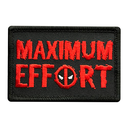 Maximum Effort Tactical Hook Patch (3.0 X 2.0 MXE4)