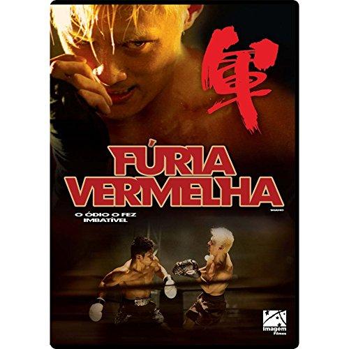 DVD Fúria Vermelha