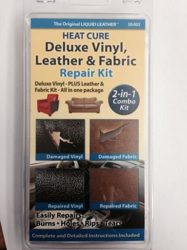 Liquid Leather Pro Leather and Vinyl Repair Kit, As Seen On TV, New